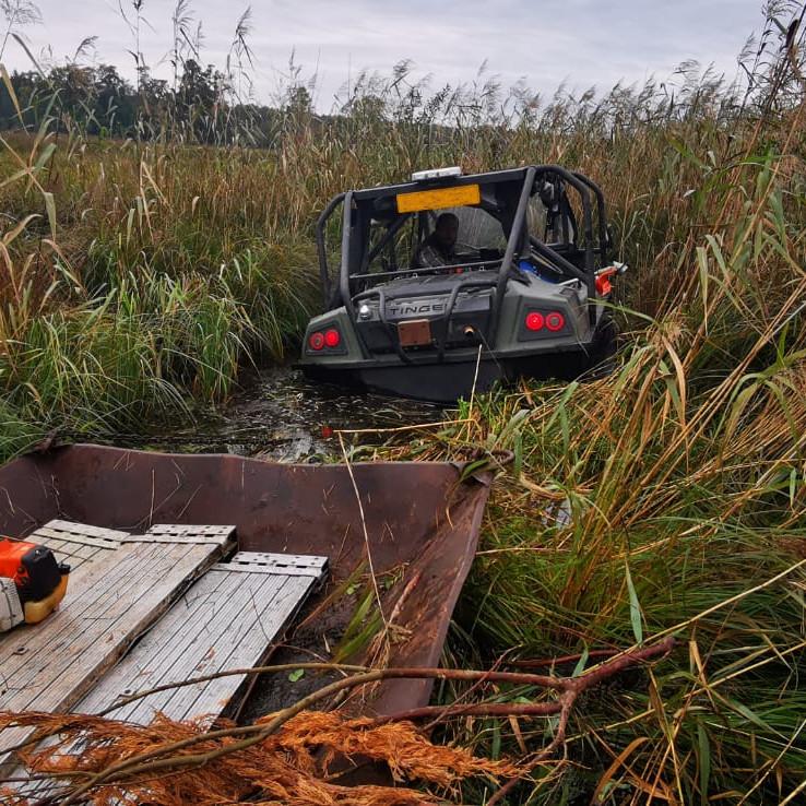 Tinger Track 2 Wetlands